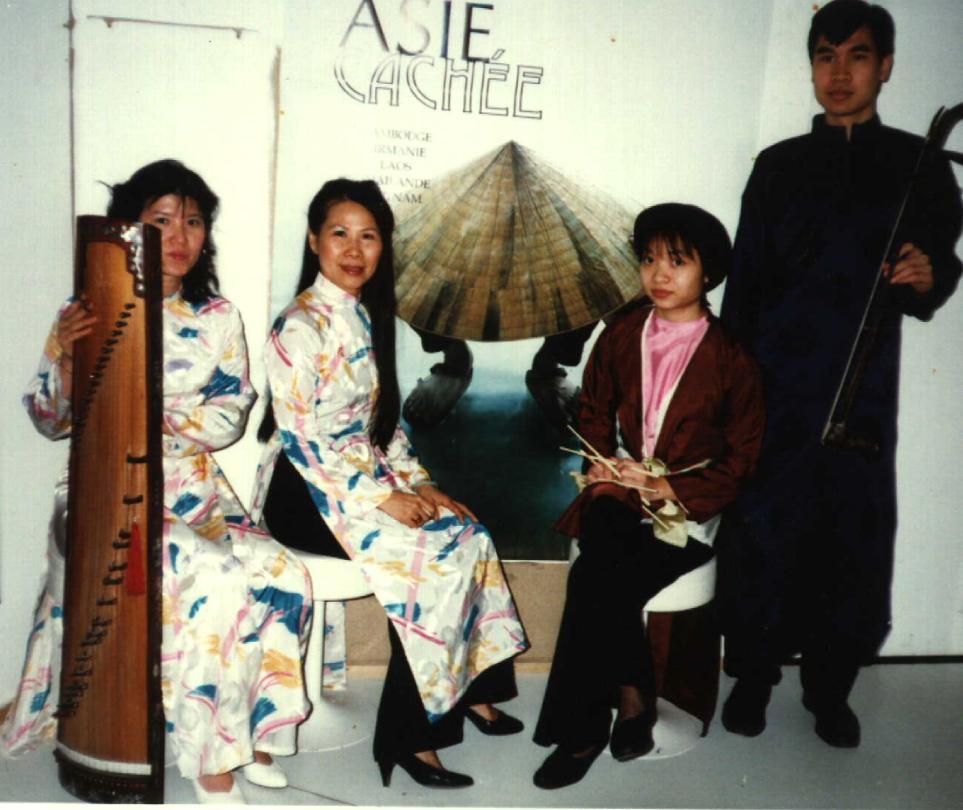 1997 Asie Cachée printemp